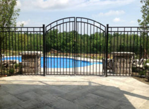 Fencing for properties with pools