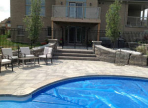 Pool fencing protecting keeps your property safe