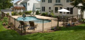 Bylaws require pools be enclosed with a fence